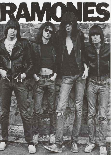 Joey, Johnny, Dee Dee, and Tommy are The Ramones! An awesome poster of one of the greatest punk bands of all time! Ships fast. 24x33 inches. Check out the rest of our excellent selection of Ramones po