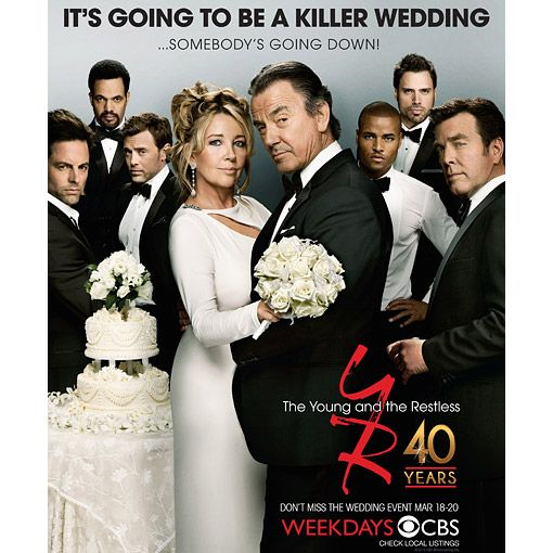 Young and the Restless Victor and Nikki's Wedding - From EW and CBS