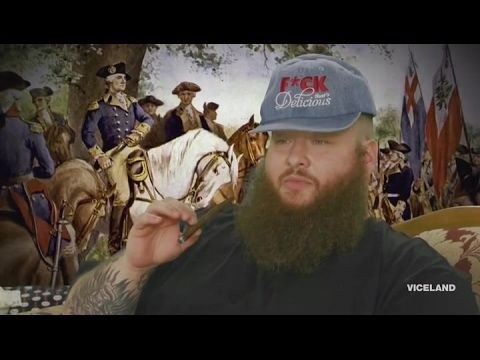Ancient Aliens with Action Bronson -Traveling the Stars- S01E10  Foundin...yeah excitment