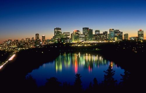 Been here a lot, but not when I was legal! Edmonton, Canada!