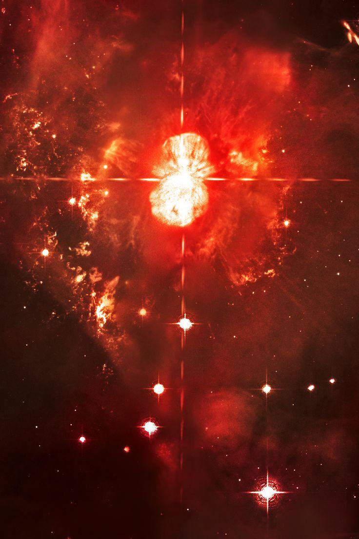 The Eta Carinae Supernova - El poder más devastador en el Universo, es también elemento fundamental para la vida.
