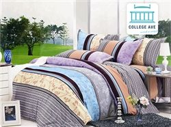 Twin Xl Comforter Set College Ave Designer Series College