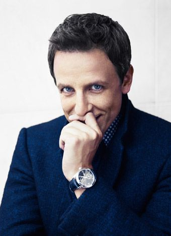 Seth Meyers on Late Night, Leaving SNL, and Being the Nice Guy