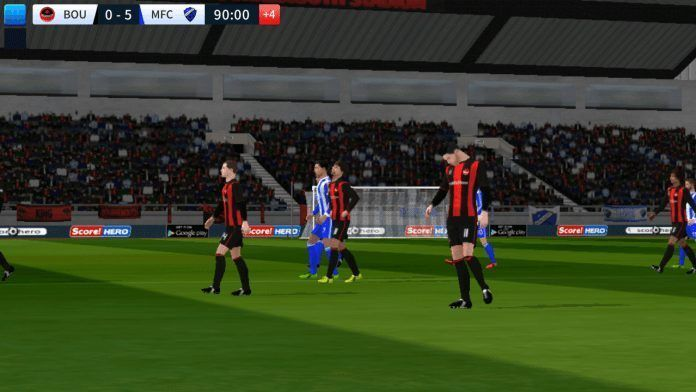 Dream League Soccer 2020 Mod Apk Data Download Netjiffy Olahraga