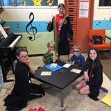 Piano Club, HP Style. #hogwartsforever #sarasmusicstudio