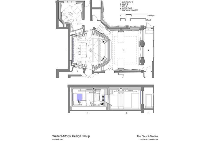 WSDG – The Church Studios / Paul Epworth