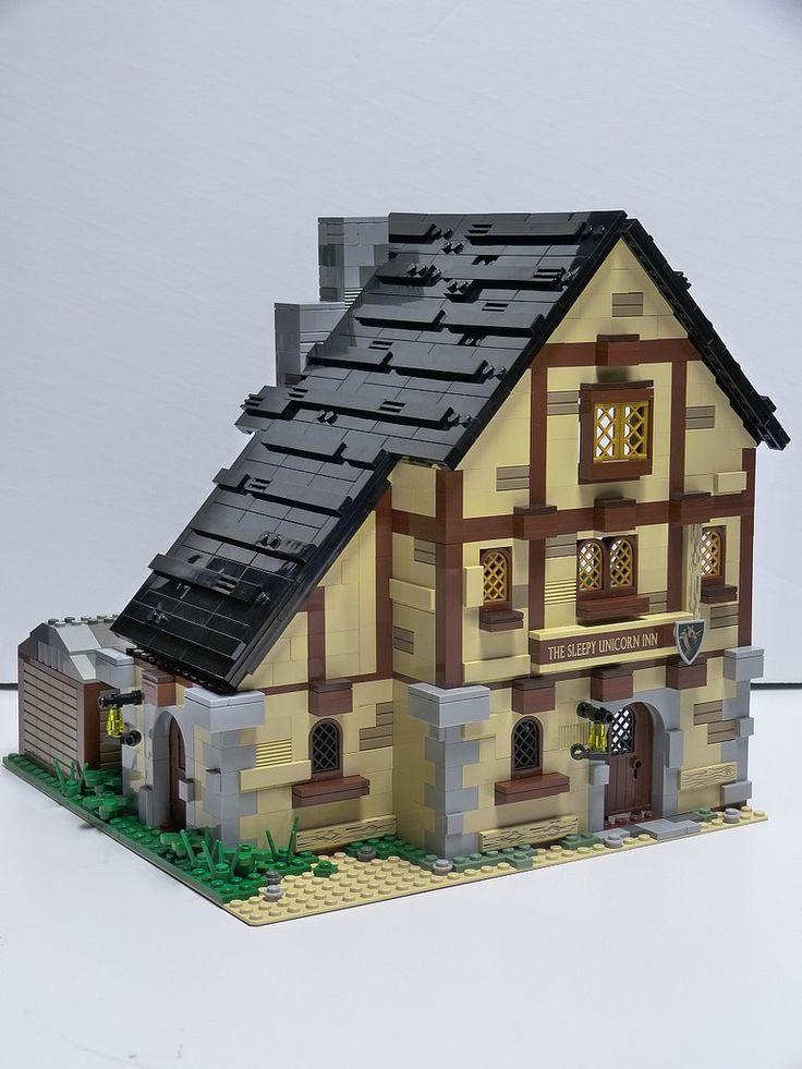 House Building Tips 409 best lego - modulár images on pinterest | house building tips