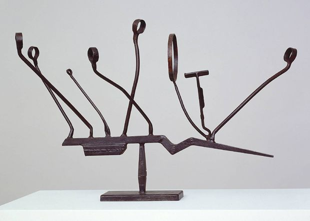 David Smith - the sculptor who drew with metal | Art | Agenda | Phaidon