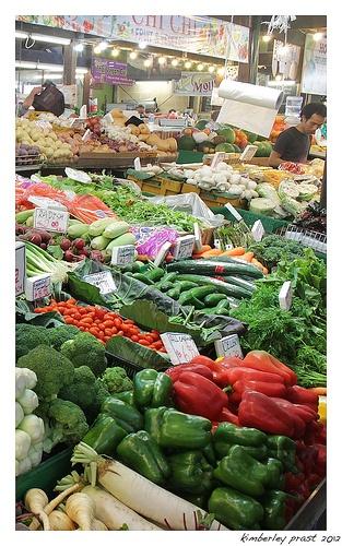 fremantle market stall