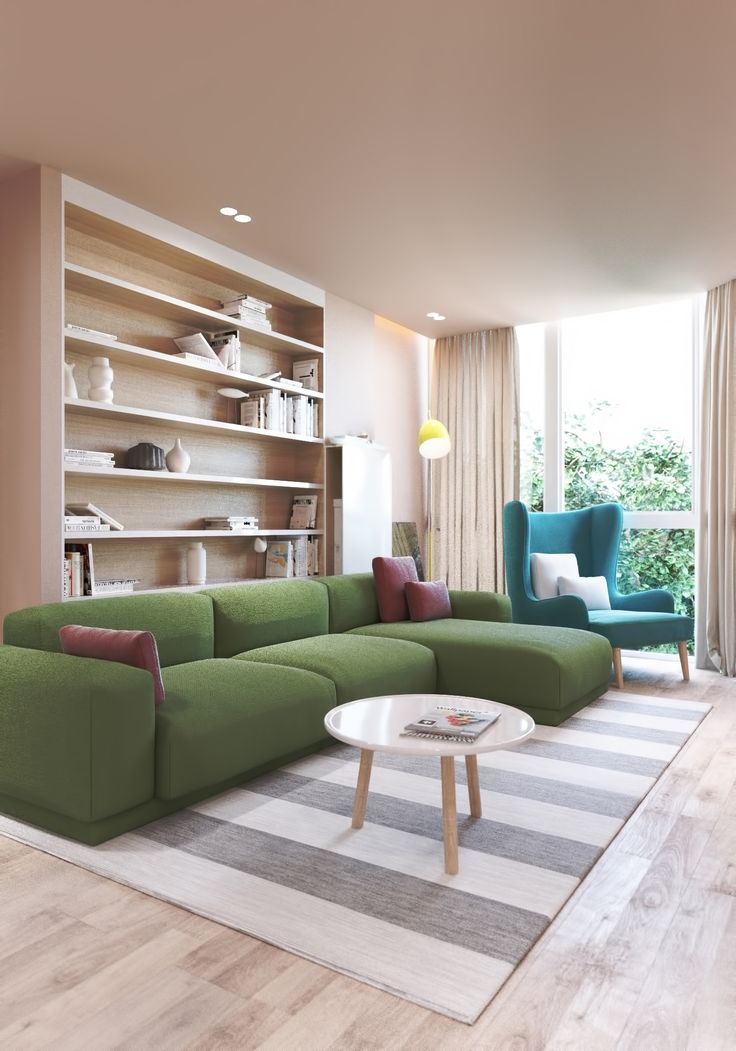 Modern Interior For A Comfortable Life