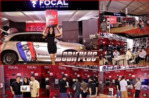 Focal Car Audio Indonesia Hadir di IIMS 2016