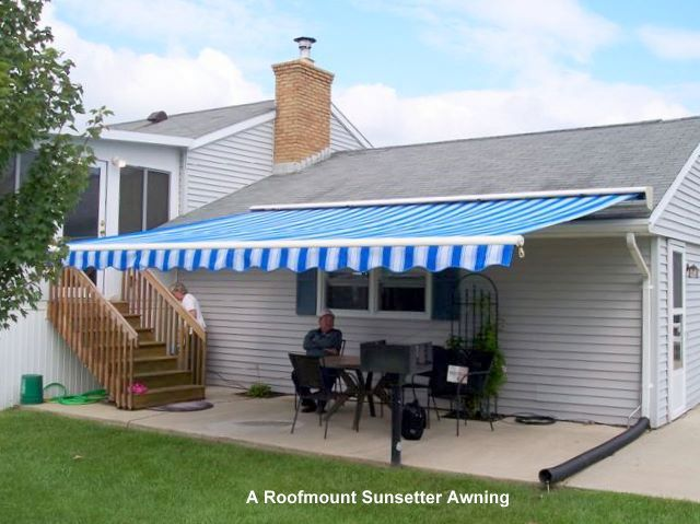 What Are The Benefits Of Retractable Awnings