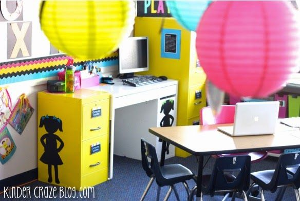 Classroom Paint Decor ~ Best classroom decorating ideas images on pinterest