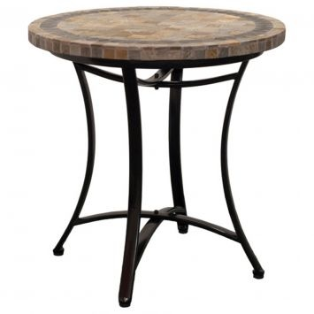 Topaz Round Table, Small