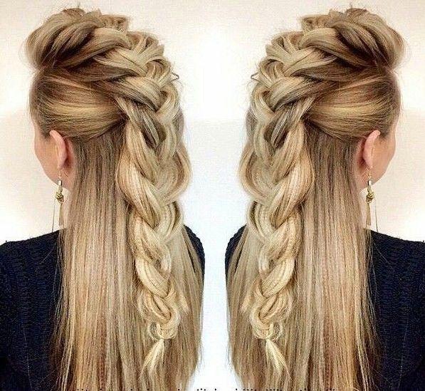 Unique braiding idea for teens