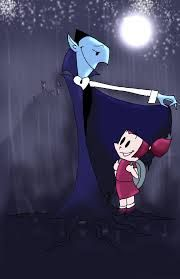 Image result for mina and dracula cartoon