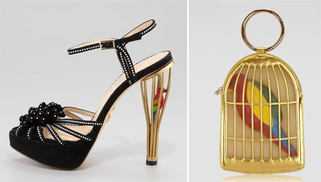 Perfect Pairings: Charlotte Olympia gives us Copacabana chic ...