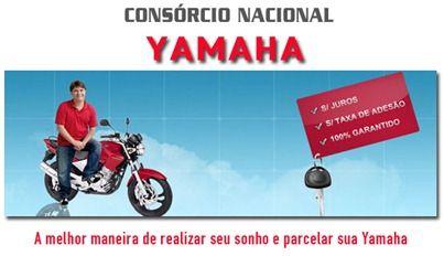 Consórcio Nacional Yamaha Motor   Boleto Bancário
