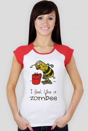 I feel like a zombee