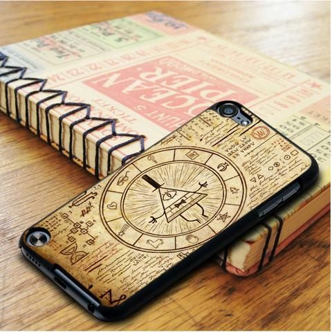 The Gravity Falls iPod 5 Touch Case