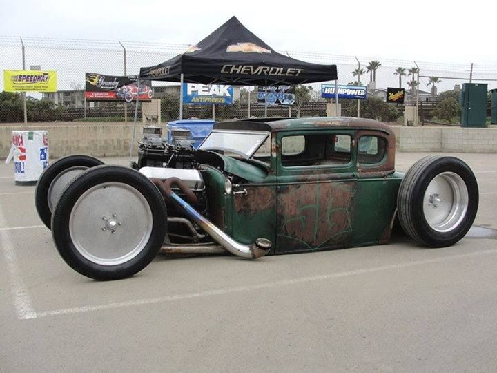 """morbidrodz: """"Click for the best vintage cars, hot rods, and kustoms """""""