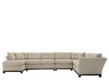 microfiber sectional sofa 15x9
