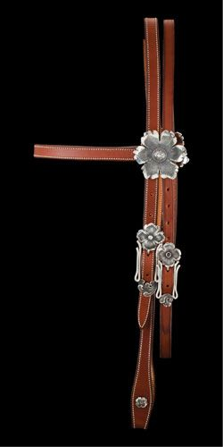 Stunning!! TCAA Online Catalog: All Works - wow this headstall is gorgeous! Only $4500... :-/ links to more gorgeous pieces. SF