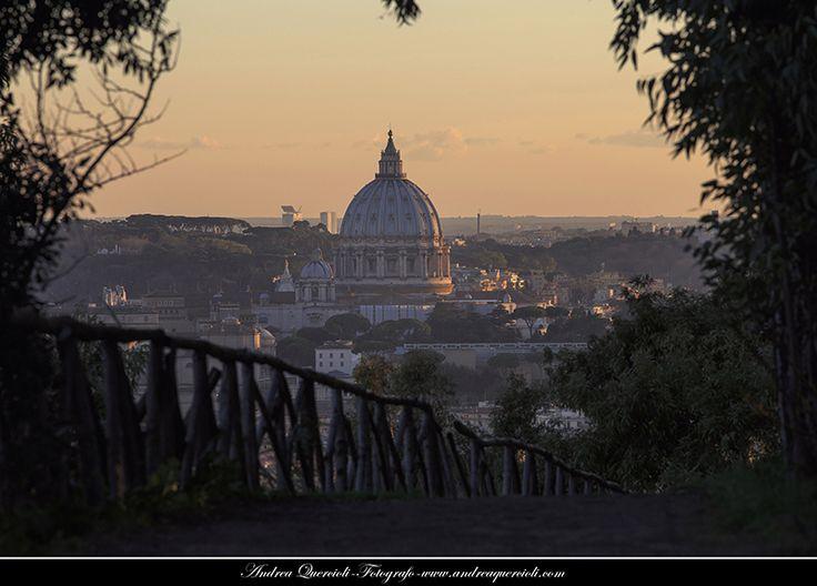 Sunset on St. Peter www.andreaquercioli.com