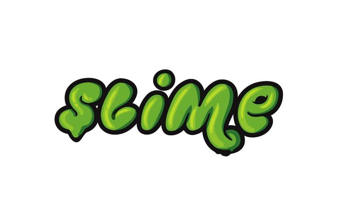 Check out this behance project slime logo animation