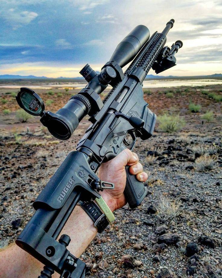 "867 Likes, 5 Comments - Guns Fanatics™ (@guns_fanatics_) on Instagram: ""@perrydaplatypus7 - FireARM Friday #firearm #friday #ruger #precisionrifle #308 #vortex…"""