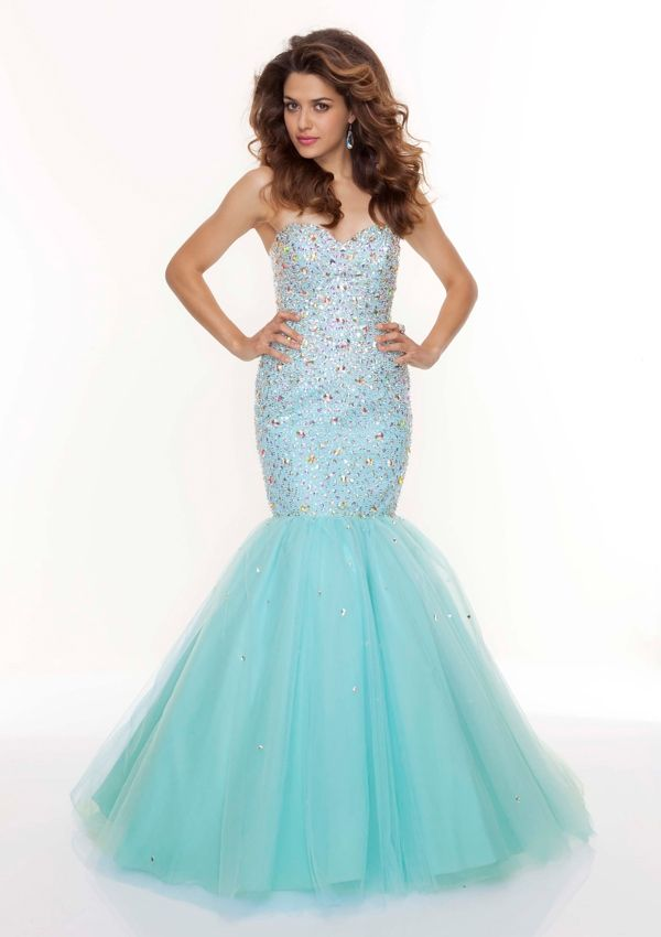 38 best images about Mermaid Style Prom Dresses on Pinterest