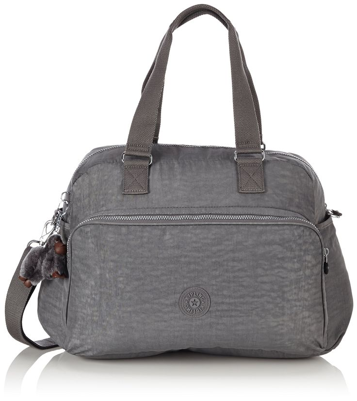 Kipling Messenger Bag July Bag Green (Dusty Grey ...