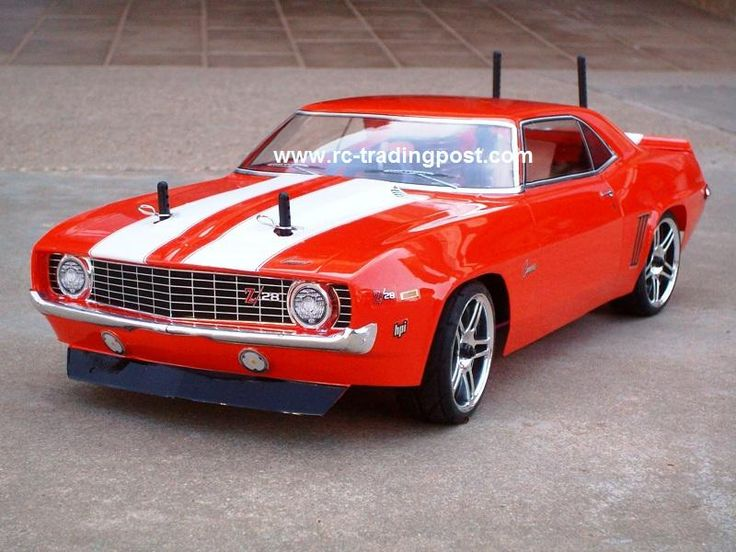 $189.99  1969 Chevy Camaro Z28 Redcat Racing STK RTR Custom Painted Electric RC Street Cars With 2.4GHz Remote Control