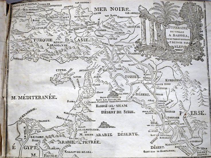 (Asie centrale & de l'Ouest) - SESTINI, Domenico.- Voyage de Constantinople à [...], Livres du XVIème au XXème siècles à Godts