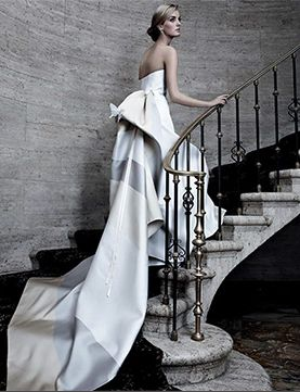 Carolina Herrera- Breathtaking... Butterflies.
