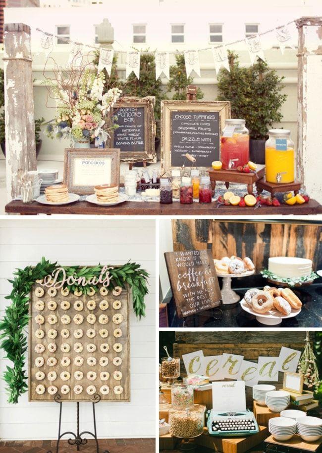 The Southbound Guide To Brunch Weddings Wedding Brunch Reception Bridal Shower Menu Brunch Decor