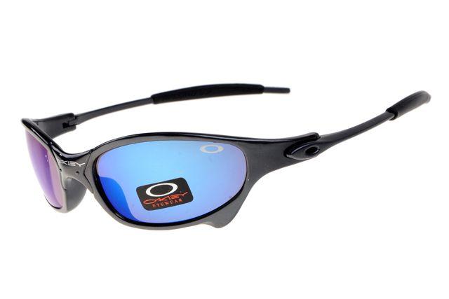 Oakley Juliet Black Frame Rainbow Lens 2002
