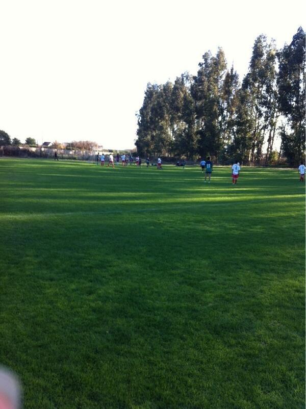 Se desarrolla el futbol comunal en el Valle.