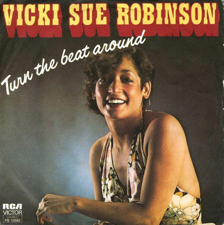"""#49. """"Turn The Beat Around"""" *** Vicki Sue Robinson (1976)"""