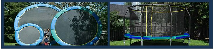 A.J. Landmark Trampolines | Trampoline Replacement Parts