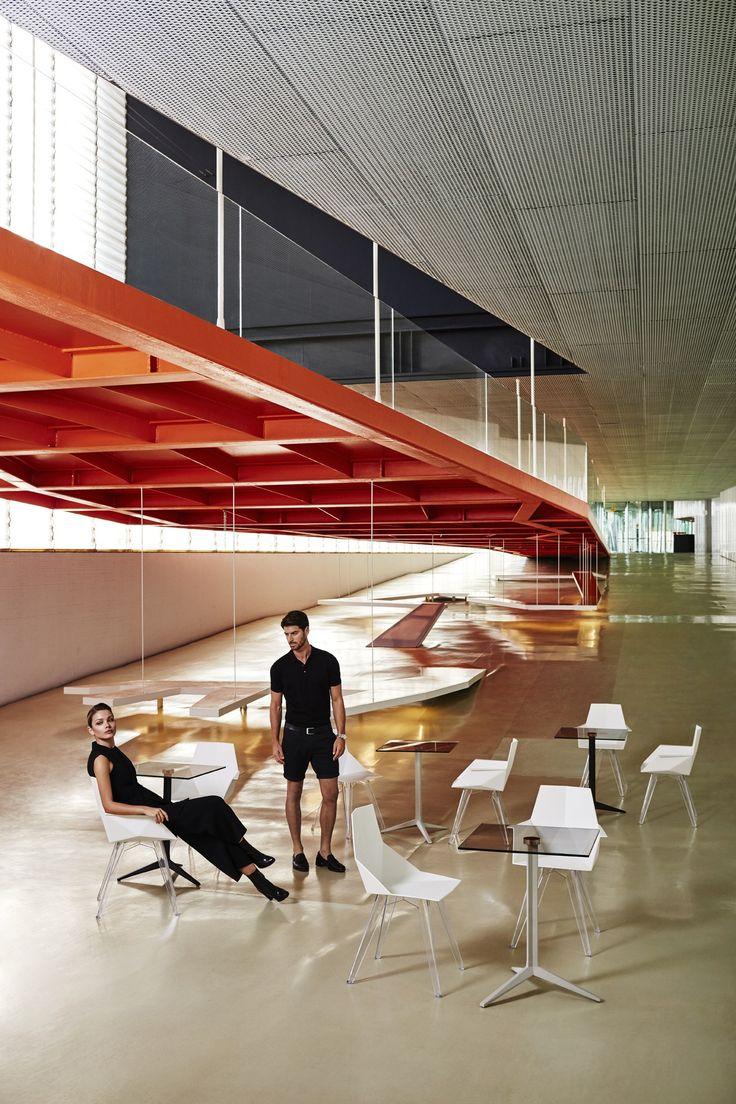 FAZ Chair By VONDOM Design Ramón Esteve
