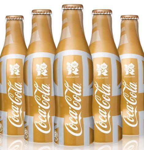 coca-cola londres olimpicos 2012 packaging