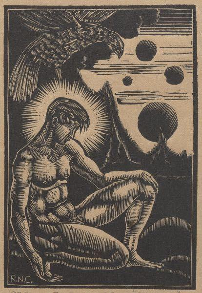Ralph Nicholas Chubb (British, 1892-1960)