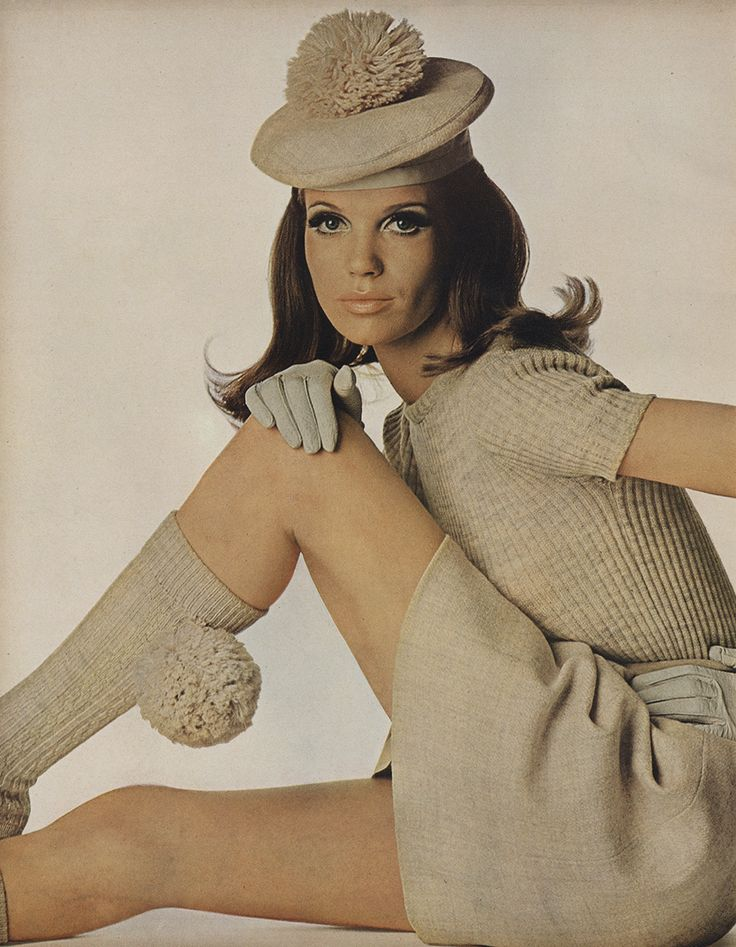 by Irving Penn for Vogue August 1965