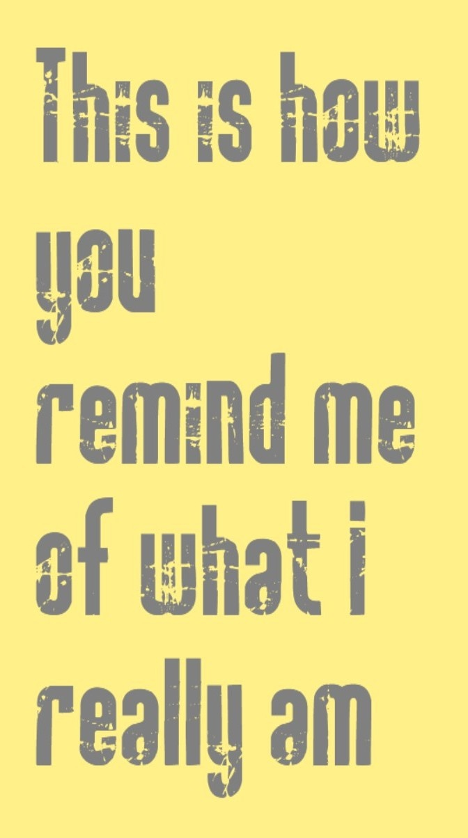 Nickelback - This is How You Remind Me - song lyrics, quotes, music
