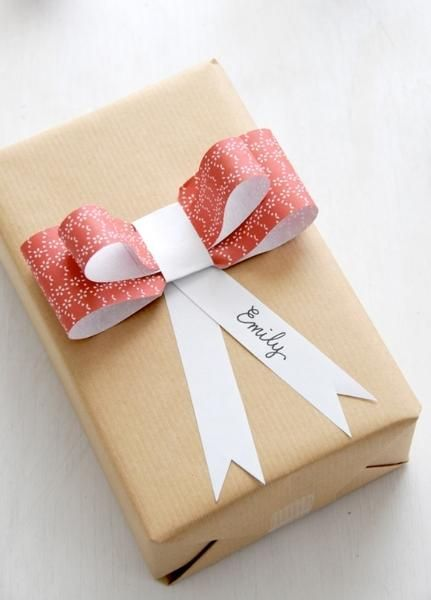 Super simple and cute.....Gift Wrapping Ideas | Just Imagine - Daily Dose of Creativity