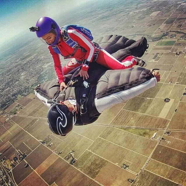 54 best wingsuits and skydiving images on pinterest skydiving extreme sports and tandem jump - Military wingsuit ...
