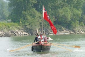 VIDEO and PHOTOS: Brigade Days wraps up in Fort Langley - Peace Arch News