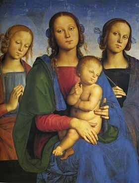 Pietro Perugino  ArtExperienceNYC