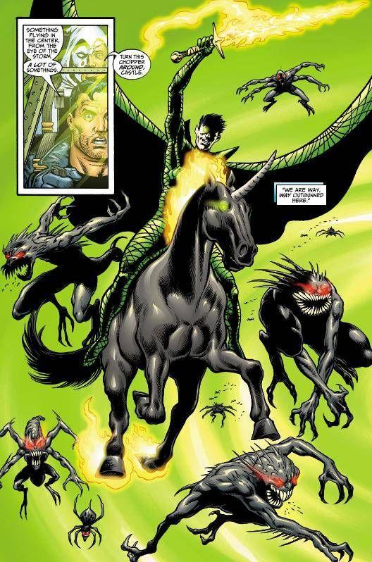 nightmare villain magicians amp sorceress marvel